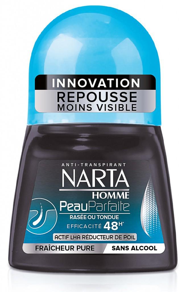 Déodorant Peau Parfaite, Narta 4,42 €