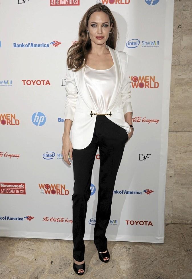 Angelina Jolie, le 08/03/2012