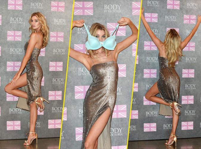 Photos : Stella Maxwell : en promo pour Victoria's Secret à Londres, l'Ange se lâche !