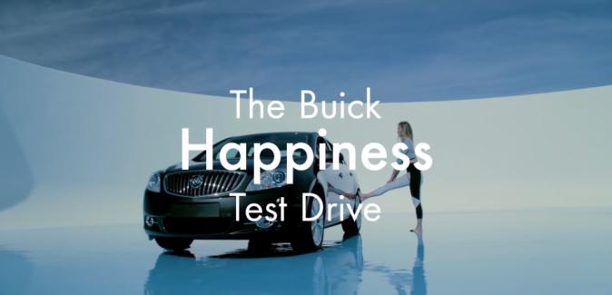 Bar Refaeli pour Buick