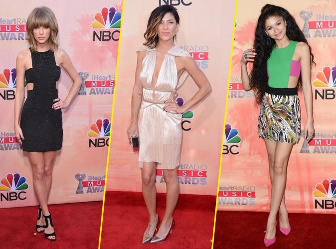 Photos : Taylor Swift, Jessica Szohr, Zendaya... Les plus beaux look des iHeartRadio Music Awards 2015 !