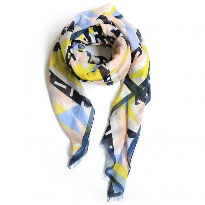 Le foulard : Mapoésie, 80 €