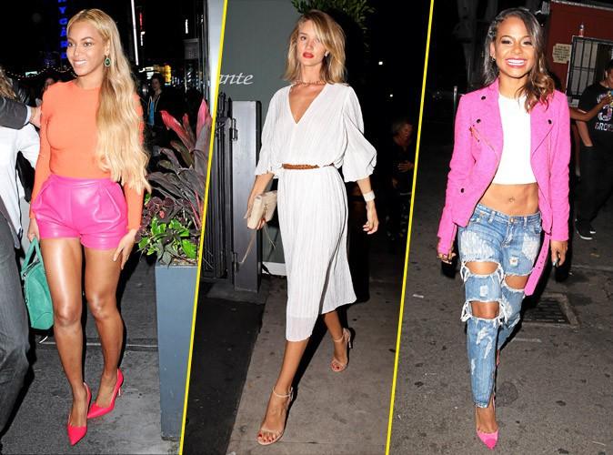 Photos : disco, romantique, preppy ? Quel est votre look de soirée d'été ?