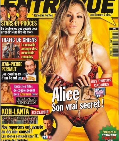Alice de Secret Story !