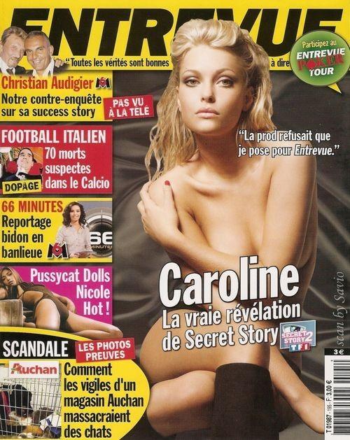 Caroline Receveur !