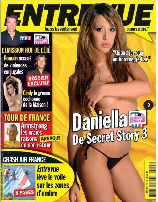 Daniella de Secret Story !