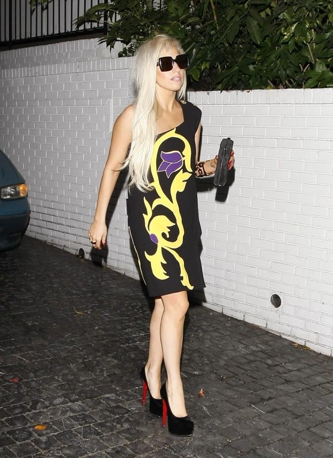 Lady Gaga : la chanteuse extravagante opte pour la simplicité !