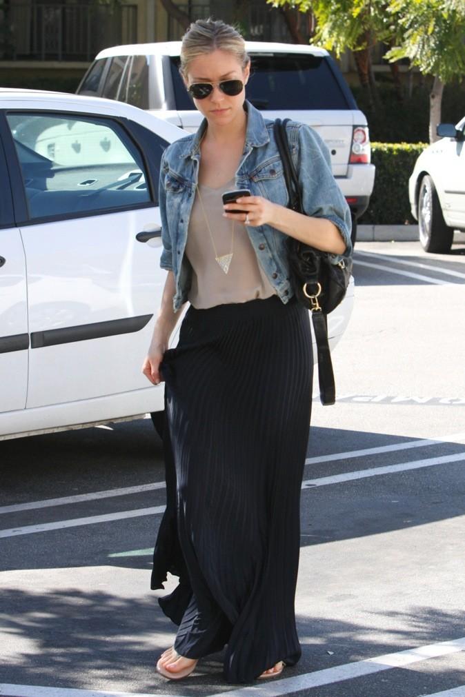 Kristin Cavallari : super élégante !