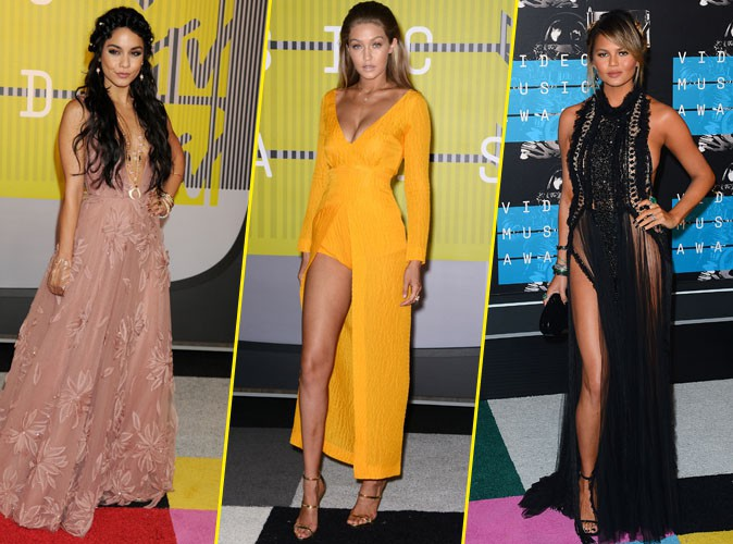 Photos : MTV VMA 2015 : Vanessa, Gigi, Chrissy... Tous les plus beaux looks de la cérémonie !