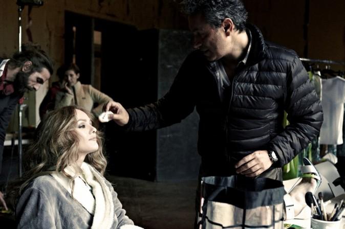 """Vanessa Paradis pour la collection """"Conscious"""" de H&M."""