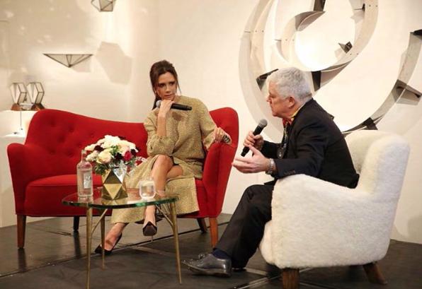 Victoria Beckham le 2 novembre 2015