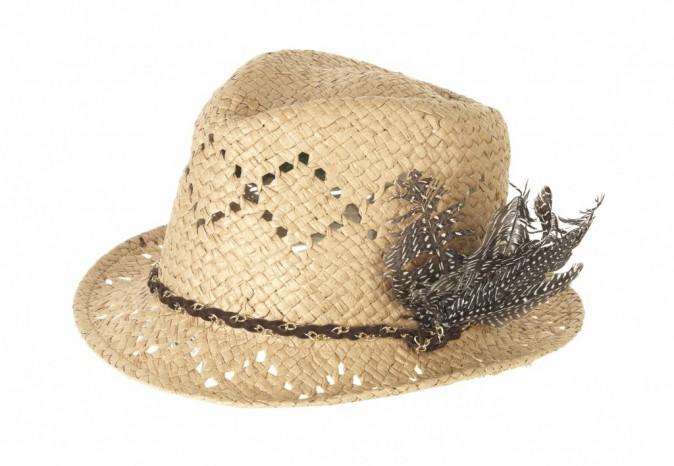 Cow-girl Arizona : Chapeau à plumes, Claire's 12,99€