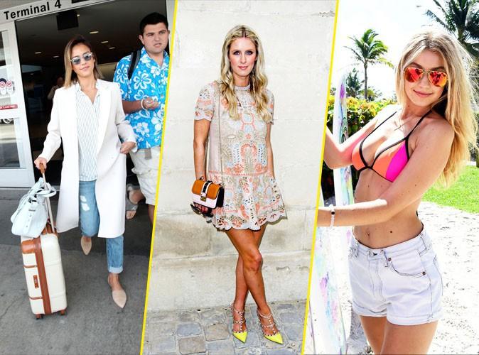 Voyage : 4 destinations, 4 valises ! Avec Jessica Alba, Nicky Hilton et Gigi Hadid