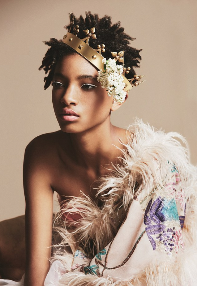 Willow Smith : une nouvelle égérie de Stance Socks