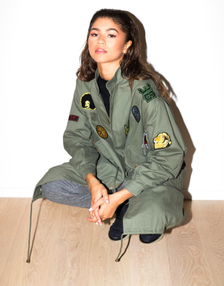 Photos : Mode: Zendaya lance sa propre collection vêtements !