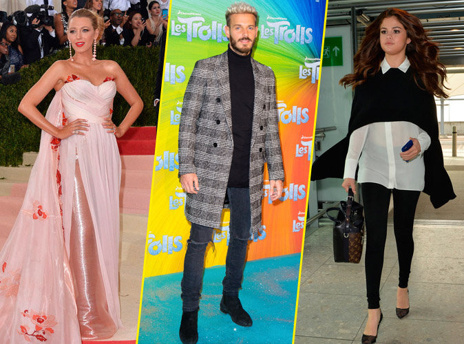 Public Glam Awards 2016 : Blake Lively, M Pokora, Selena Gomez : Découvrez tous les gagnants !