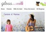 Famille: glossandmilk.com