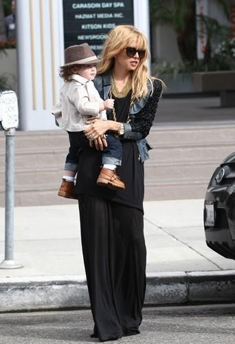 Rachel, une maman hype fashion !