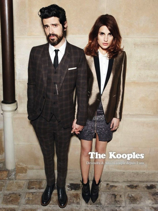 Devendra Banhart pour The Kooples