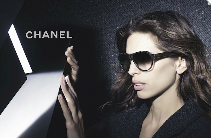 Maïwenn pour Chanel Eyewear