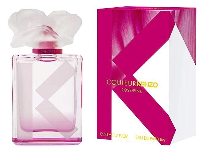 Couleur Kenzo Rose/Pink, Kenzo, en exclusivité chez Sephora. 50 ml. 59 €.