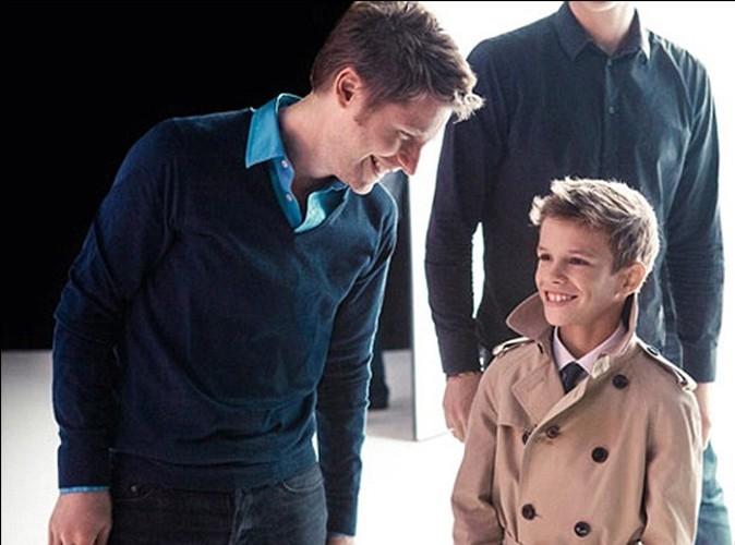 Christopher Bailey, ami proche des Beckham, et Romeo