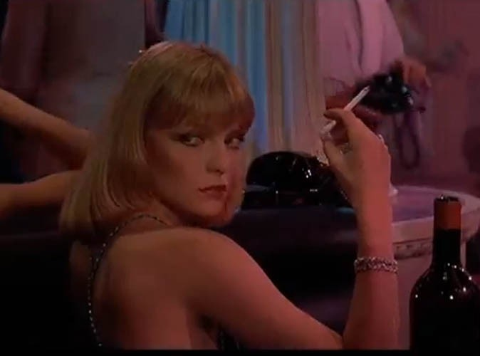 Michelle Pfeiffer dans Scarface