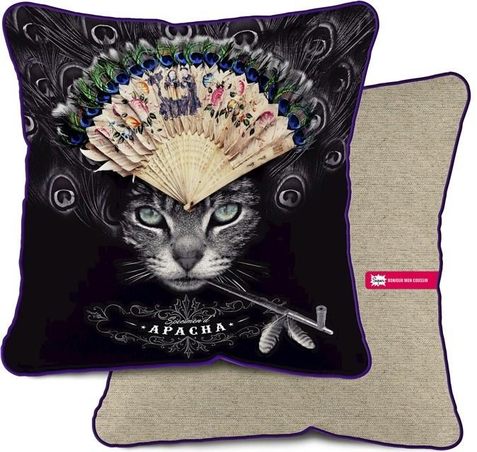 sandro bonjour mon coussin freelook toutes les nouveaut s mode de la semaine. Black Bedroom Furniture Sets. Home Design Ideas