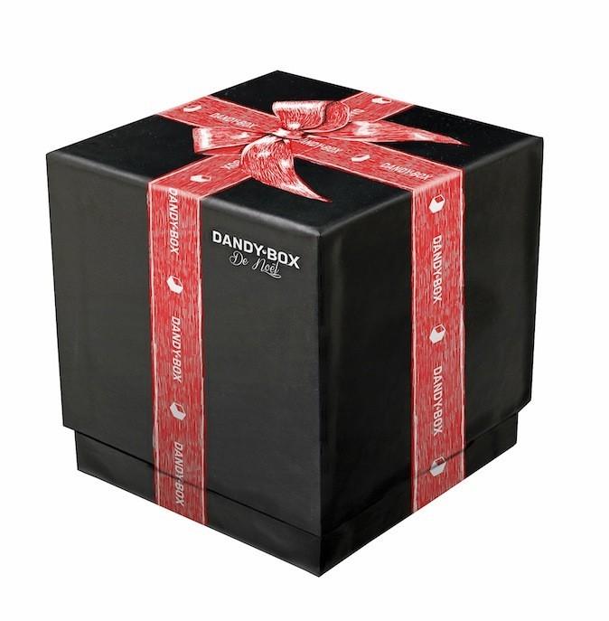 Dandy Box de Noël avec des surprises beauté pour hommes, DandyBox 24,90 €