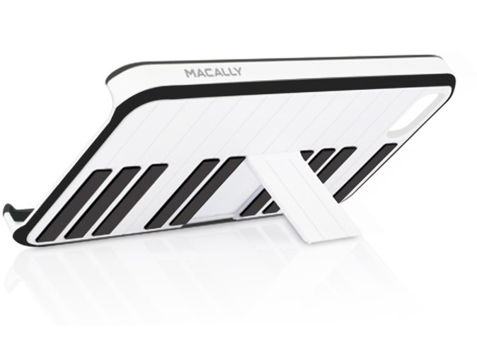 Coque piano iPhone 5, Macally, 17,30 €.