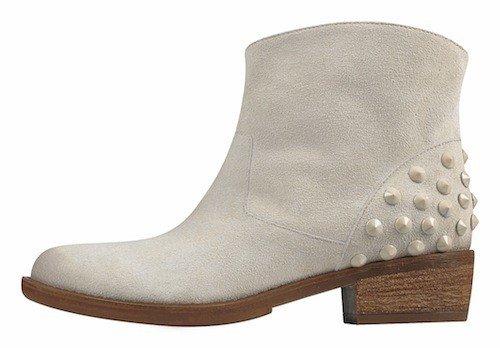 Boots en cuir, Minelli 149 €