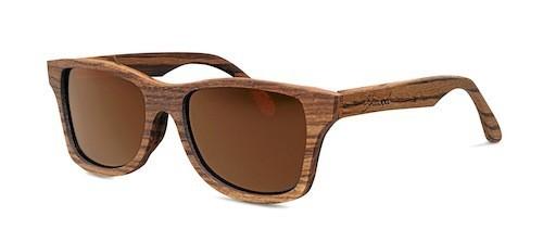 Lunettes en bois, Shwood 142 €
