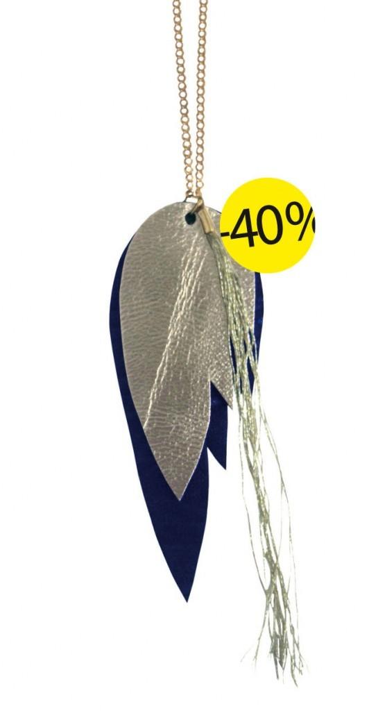 Sautoir Ange chez Marieberte : 65 euros au lieu de 110 euros