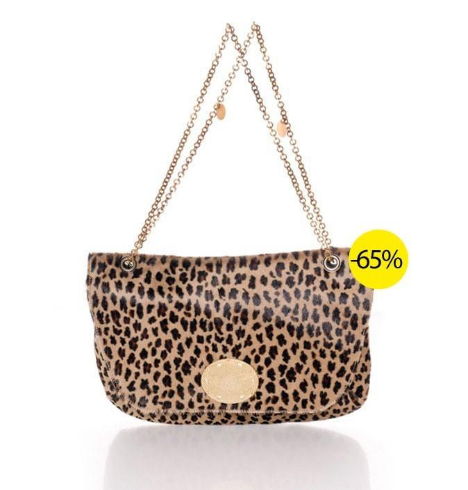 Besace Manhattan léopard, Sous les pavés, Mate Mon Sac : 170 euros au lieu de 339 euros