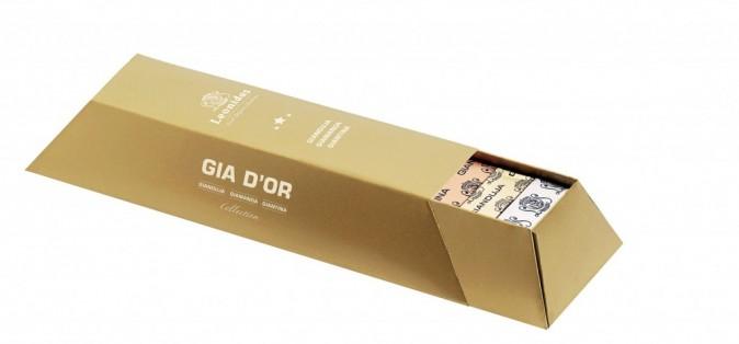 Boîte Lingot Gia d'Or, Leonidas, 13,90 euros