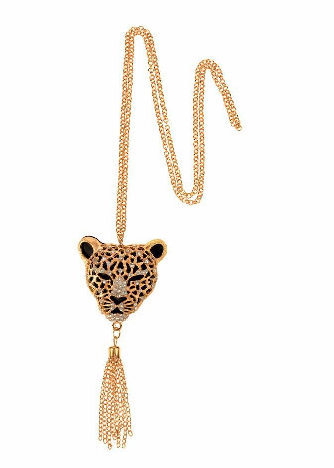 """Collier """"tigre"""", Mim 9,99€"""