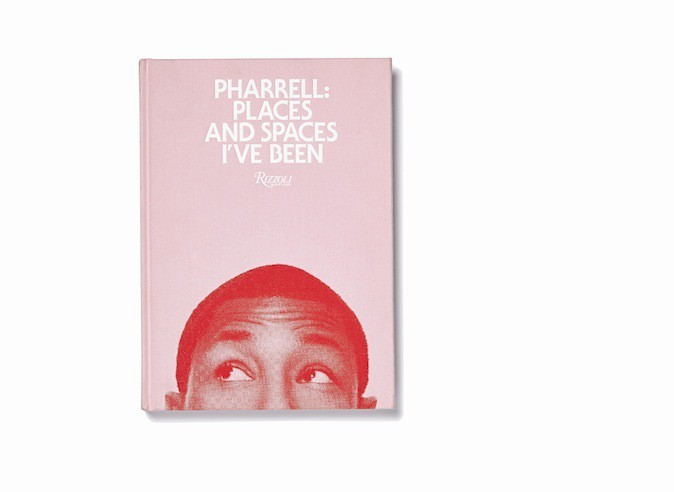 Livre Pharrell : Places and Spaces I've Been, Asos 47,20 €