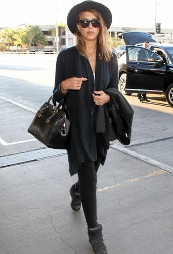 Faites comme Jessica Alba, shoppez façon carte noire pour Noël !