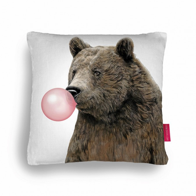 Coussin Betty, Ohh Deer sur coussingermain.com 45 €