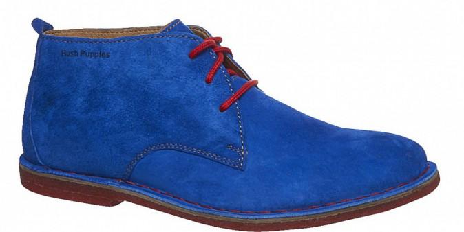 Chaussures en daim, Hush Puppies 105 €