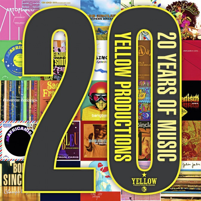 Compilation 20 Years of Music, Yellow Productions 7,99 €