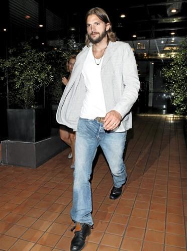 Ashton Kutcher : Le hipster