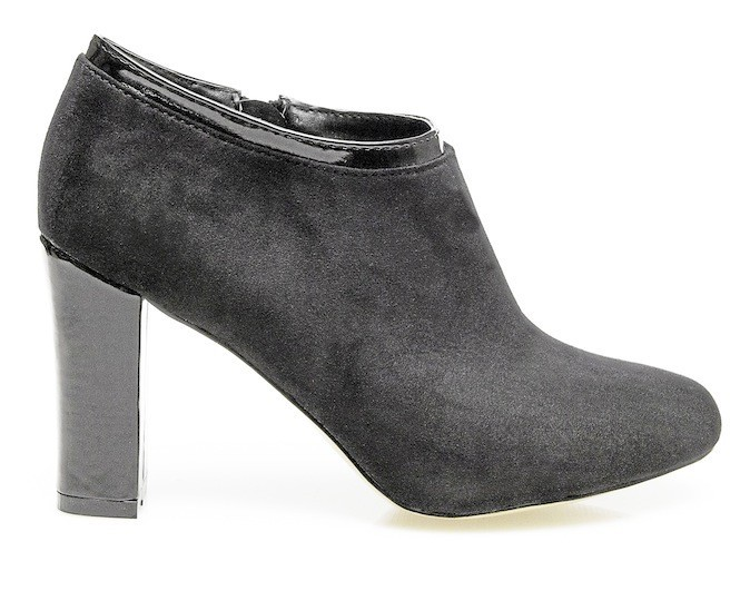 Low boots, Gémo 34,99 €