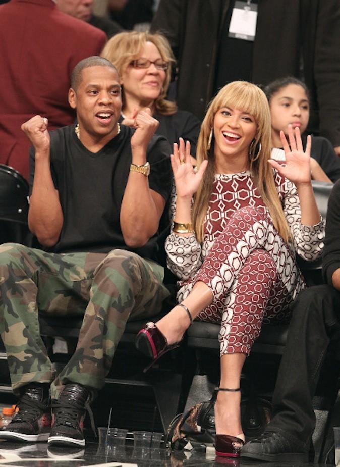 Beyonce et Jay Z