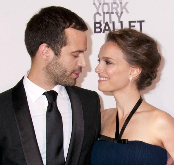 Nathalie Portman et Benjamin Millepied