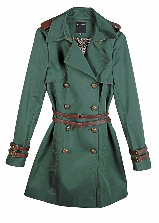 Trench, Mood by Me sur moodbyme.com 205 €