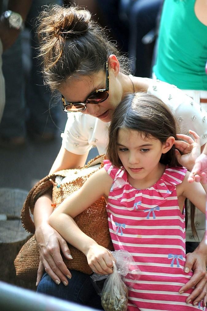 Au Zoo de Central Park avec sa maman !
