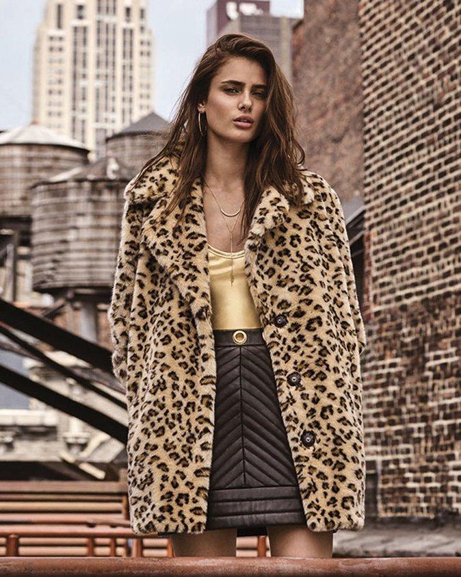 Taylor Hill : urbaine et casual pour Topshop !