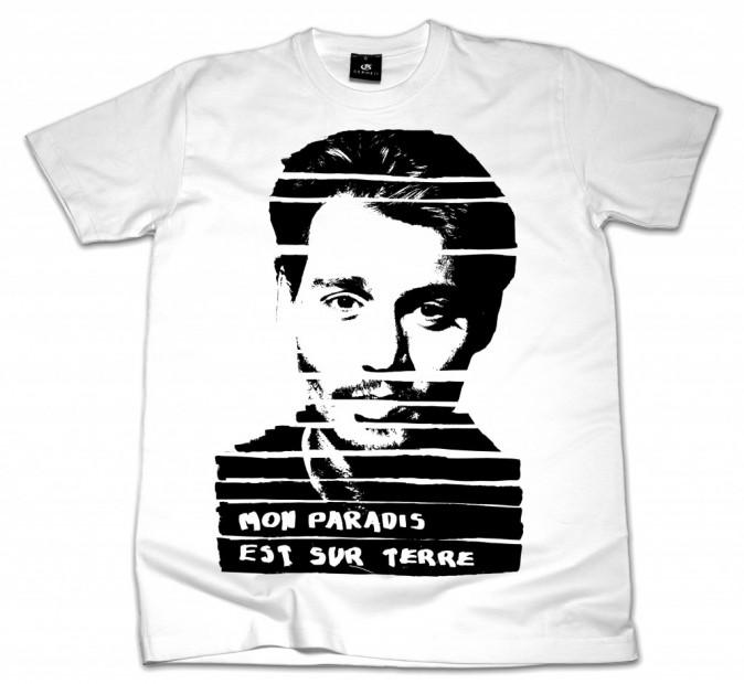 T-shirts Germeii en exclusivité chez Colette. 60 €