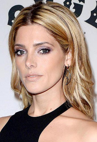 Ashley Greene, un blond très clair après son rôle d'Alice en brune dans Twilight !